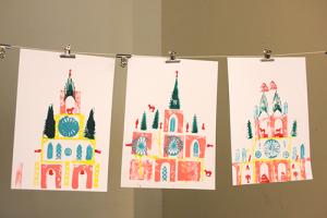 1001 cathédrales