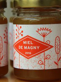 Miel de Magny 2016