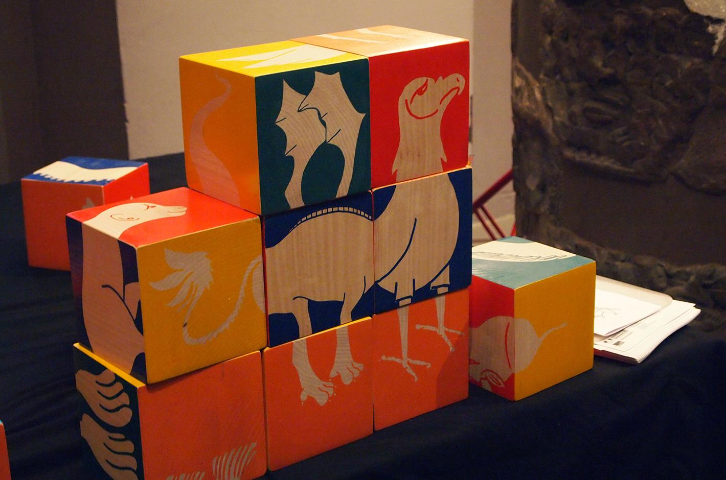 (Bêtes)3 - Musée de l'Œuvre Notre Dame - Strasbourg - 2014