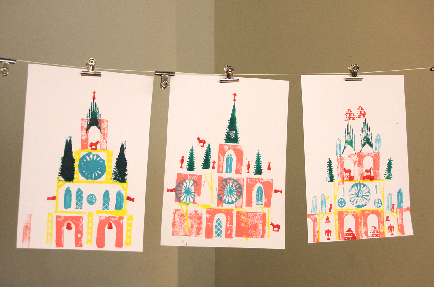 1001 cathédrales — atelier — millénaire de la cathédrale — hall des chars — journée du patrimoine