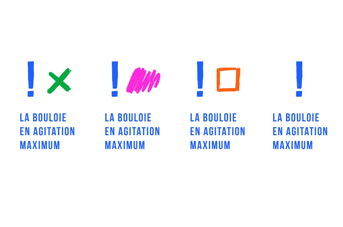 BAM ! La Bouloie en Agitation Maximum logo Besançon - Campus de la Bouloie