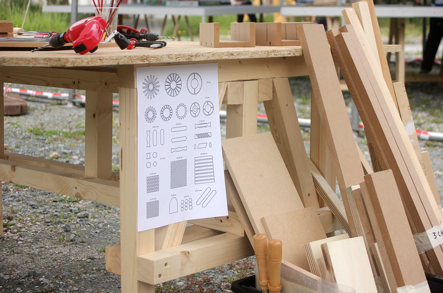 Une saison graphique — une kermesse graphique — le havre — atelier machinarium