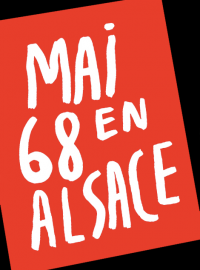 Mai 68 en Alsace — communication