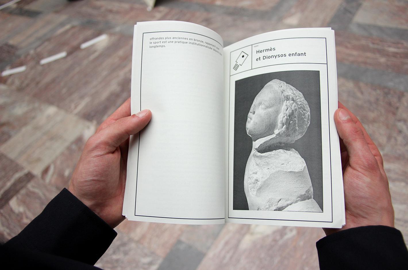 Via la Grèce — catalogue d'exposition