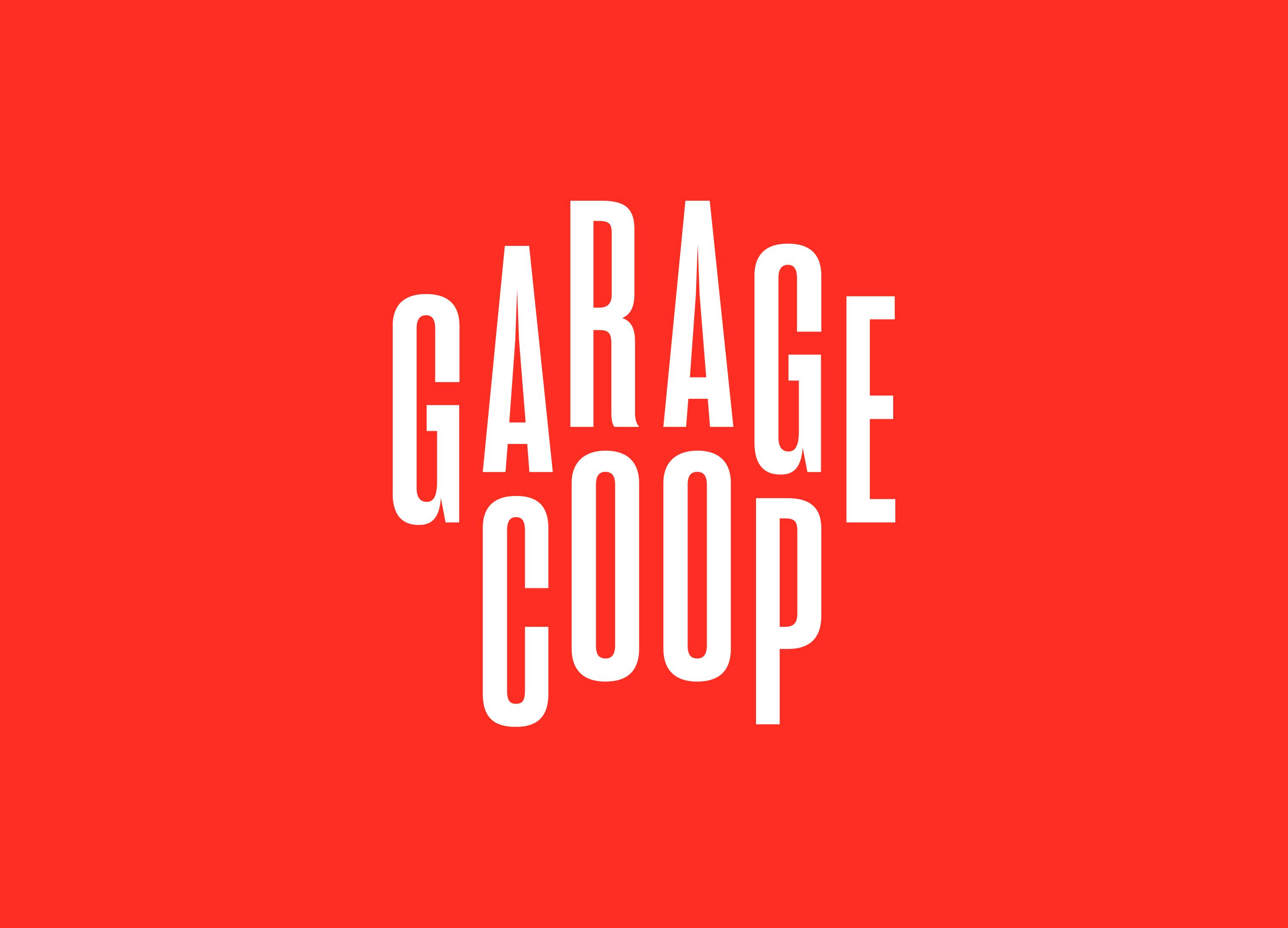 Garage coop